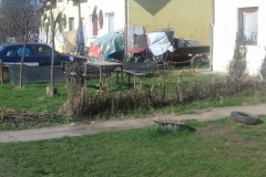 Vluchtelingenkamp Mihatovici