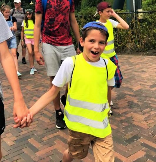Vakantie voor de kinderen in Bosnië